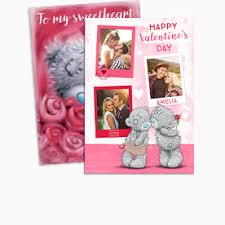 Valentinsday Card Valentines Day Cards Personalised Valentines Cards Moonpig