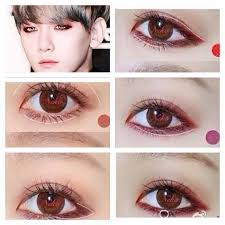 kpop makeup tips eyeliner google search