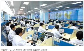 support center helpdesk builds up your future zte corporation