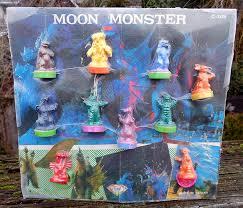 Monster Vending Machine Enchanting Vintage Vending 48 Moon Monster Dinosaur Dracula