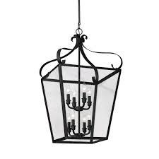 sea gull lighting lockheart 8 light blacksmith hall foyer pendant