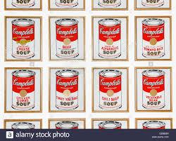 Campbells Soup Stock Photos Campbells Soup Stock Images Alamy