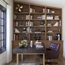 arts crafts home office. Arts And Crafts Home Office With Bookcase