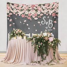 Paper Flower Wedding Backdrops Paper Flower Backdrop Decoration Paper Flower Wedding Decor