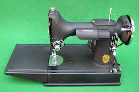 Refurbished Singer Featherweight Sewing Machine