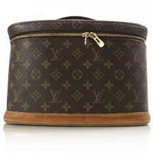 louis vuitton monogram nice cosmetic bag