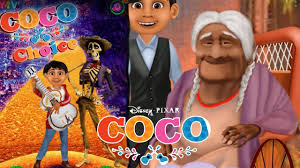 Disney Pixar Coco Miguel and Grandma ONLINE GAMES FOR KIDS ...
