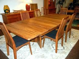cleaning teak furniture deck