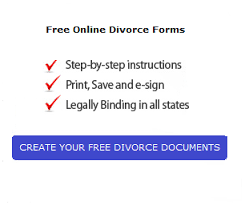 Form The Uncontested Divorce Process With Children Packet