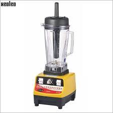 Xeoleo Commercial Soybean Milk Machine Heavy Duty Ice Blender 1500W Blender  Mixer 2L High quality Juice