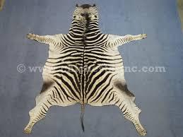 african zebra skins