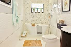 a vintage tub modern shower a sy new bathroom