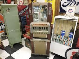 Ebay Cigarette Vending Machine Enchanting 48s National Cigarette Machine The Old Collectors Garage
