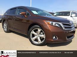 Pre Owned Brown Bronze 2014 Toyota Venza V6 AWD In Depth Review ...