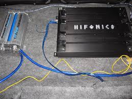 hifonics brutus watt super d class mono amp  hifonics amplifiers