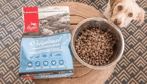 Dog Food Comparison Chart Orijen Dog Food Reviews Ratings Recalls In 2019