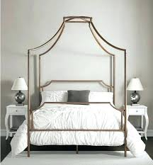Canopy Bed Frame Queen White Queen Canopy Bed Queen Size Canopy Bed ...