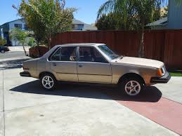 Just A Car Geek: 1982 Renault 18i - Not Often Seen These Days