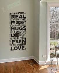 family house rules wall stickers decals removable quote decor home vinyl art kid pinterest house rules art kids and vinyl art on house rules wall art suppliers with family house rules wall stickers decals removable quote decor home