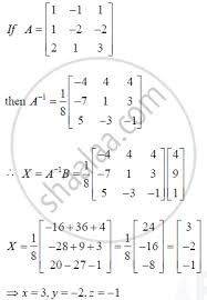 determine the matrix 4 4 4