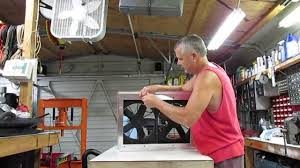 building a custom made fan shroud for dual 11 inch spal fans on a building a custom made fan shroud for dual 11 inch spal fans on a c3 corvette part 2