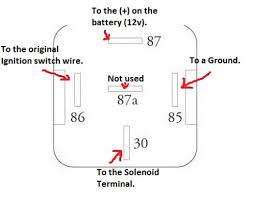 wiring diagram for 5 prong relay wiring image 5 post relay wiring diagram 5 wiring diagrams car on wiring diagram for 5 prong relay