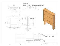 bat house plans pdf inspirational ladybug house plans with basement design s of bat house plans