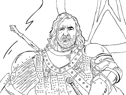 Coloring Pages Game Ofones Coloring Page Phenomenal Pages