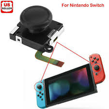 <b>Analog Joystick Stick Rocker</b> replacement for Nintendo Switch Joy ...
