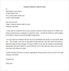 Landlord Reference Letters Mesmerizing Character Reference Letter For Landlord Template