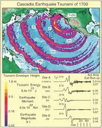 「1700 Cascadia earthquake」の画像検索結果