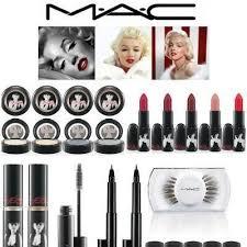 marilyn monroe mac collection