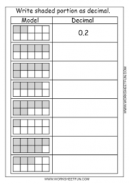 4th Grade Tape Strip Diagram Worksheets For Adding And ...