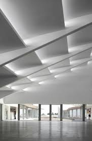 roof lighting design. amazing geometric ceiling white architecture cinema architecturelight architecturearchitectural lighting designceiling roof design n