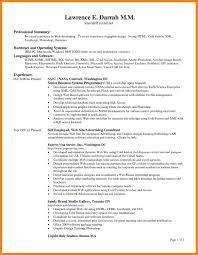 95 Resume Headings Good Resumer Example