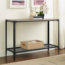 iron pipe furniture. Furniture:Black Iron Pipe Sofa Table Legs Wrought Console With Marble Top Glass Base Wood Furniture I