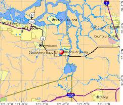 Discovery Bay Washington Map
