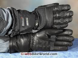 Gerbing Hybrid Gloves Review Webbikeworld