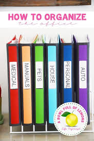 how to organize office space. How To Organize Your Office Files Space. How To Organize Office Space