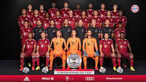 FC Bayern Teams - Alle Mannschaften des FC Bayern München