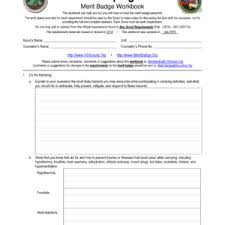 cooking merit badge worksheet answers orienteering merit badge worksheet free worksheets library handyman