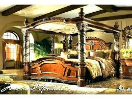 King Size Canopy Bed Sharing Buttons King Size Canopy Bed Diy ...