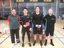 2017 New Zealand Institute of Sports Table Tennis Tournament – Table Tennis  Wellington