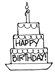 birthday cake clip art black and white. Fine White Happy Birthday Cake Clipart Black And White  ClipartFest Png Transparent  Library On Birthday Cake Clip Art Black And White