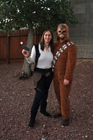 hans and chewbacca