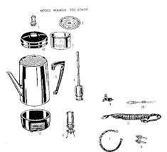 watch more like percolator parts parts diagram and parts list for kenmore coffee maker parts