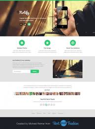 Simple Website Templates Enchanting This Simple Psd Website Templates Free Download For Any User And