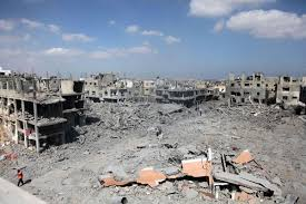 a shattered childhood the war on gaza s kids beit hanoun during a 12 hour humanitarian truce