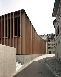 Miller & Maranta, Ruedi Walti  Market Hall in Aarau