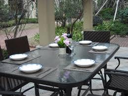 pebble lane living 7 piece handwoven outdoor wicker patio bar dining set